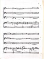 Puccini - Humming Chorus - Free Downloadable Sheet Music