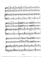 Shostakovich - 4 Waltzes - Free Downloadable Sheet Music